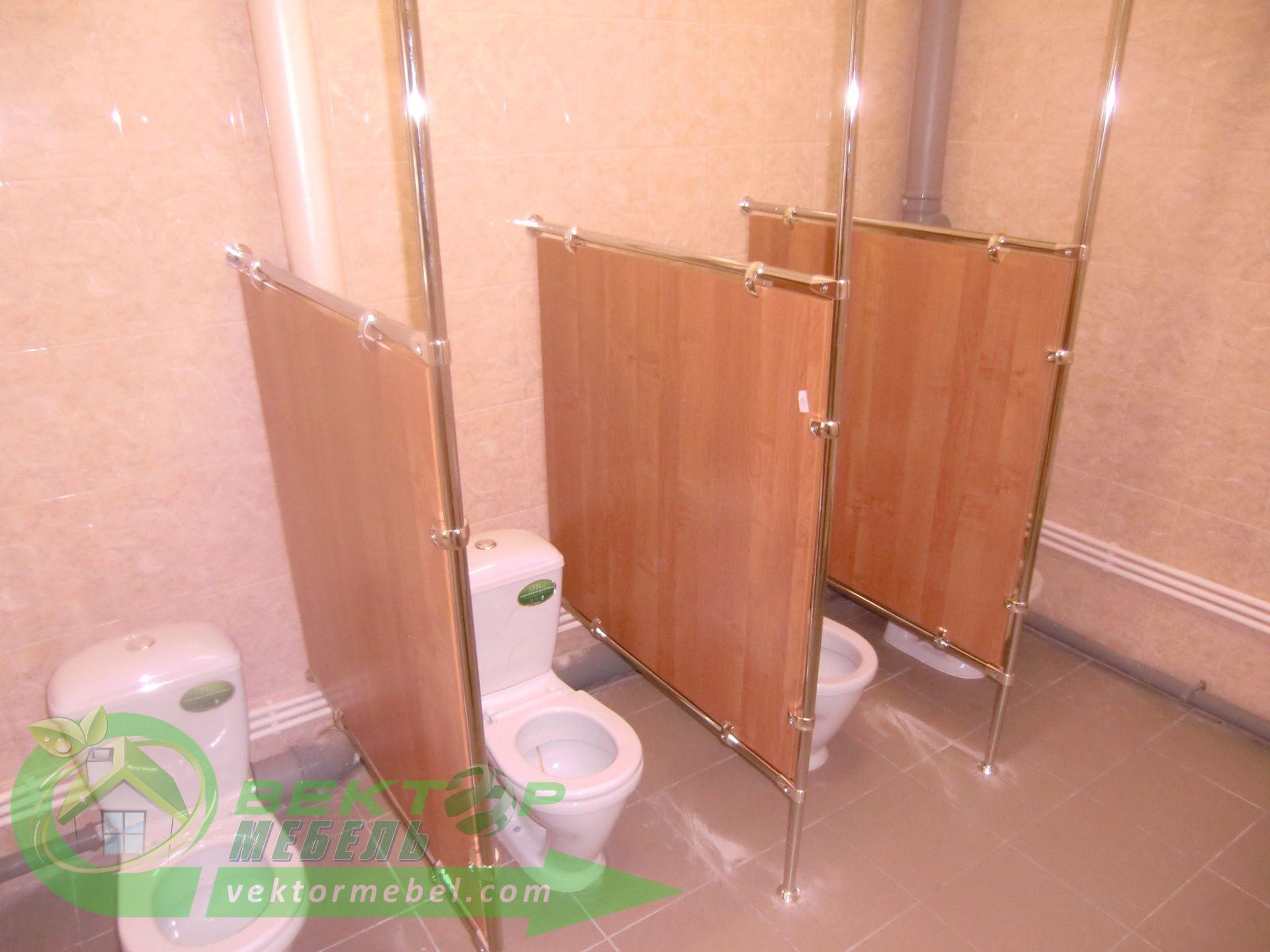 Туалетную кабинку своими руками 1